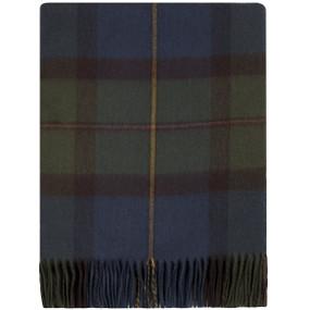 MacLeod of Harris Antique Lambswool Blanket