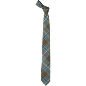 Douglas Weathered Slim Fit Tartan Tie
