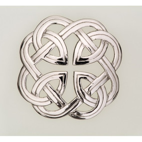 Plaid Brooch Eternal Interlace 187