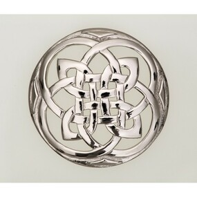 Plaid Brooch Celtic 189