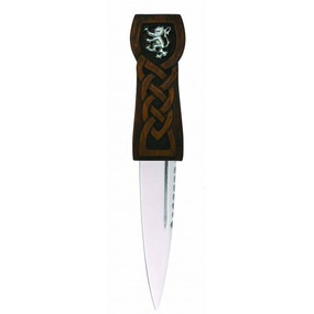 Sgian Dubh SD IR Rampant Lion 3 Finish Options