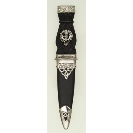 Sgian Dubh Deluxe Polished Top