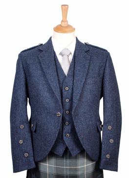 Braemar Tweed Kilt Jacket