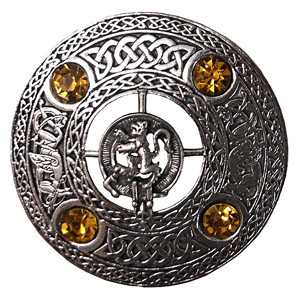 Clan Crest Brooch