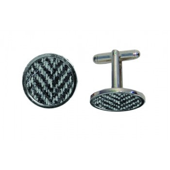 APCLHT Harris Tweed Cufflinks