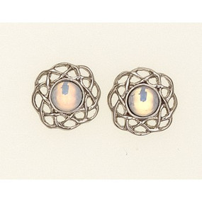 Earrings October (Opal)
