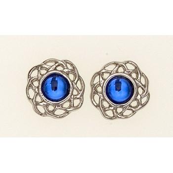 Earrings September (Sapphire)