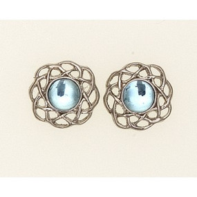 Earrings March (Aquamarine)