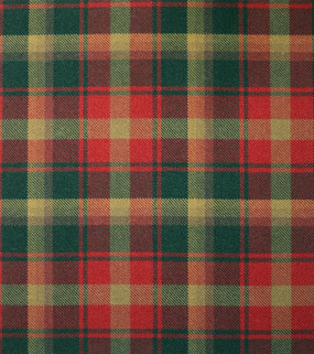 Maple Leaf Lightweight Tartan