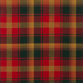 Maple Leaf Canada Tartan Heavy Weight