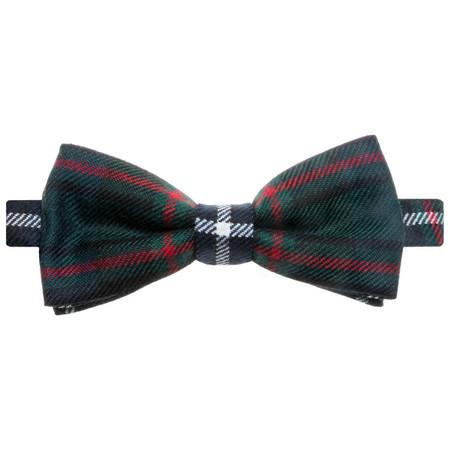 Macrae Hunting Modern Bow Tie