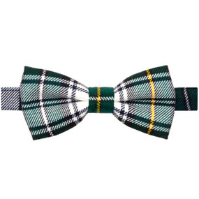 Campbell Dress Modern Tartan Bow Tie