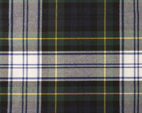 GORDON (M DRESS)  POLYVISCOSE TARTAN FABRIC