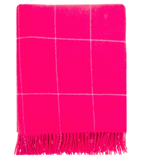 Keir Grenadine Wool Blanket