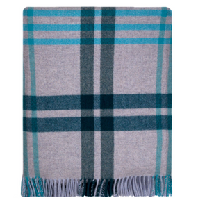 Laverock Plaid Wool blanket
