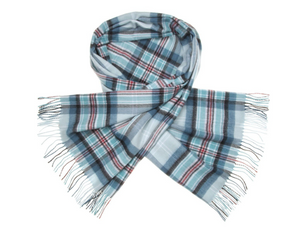 Diana, Princess of Wales Memorial  Tartan Lambswool Stole