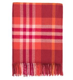 Iona Rose Lambswool Blanket