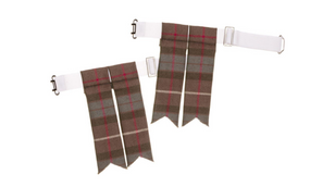 Lightweight Tartan Flashes - Choose Your Tartan