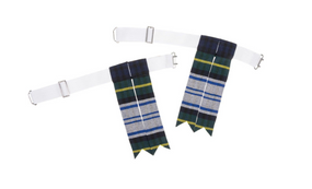 Heavyweight Tartan Flashes - Choose Your Tartan