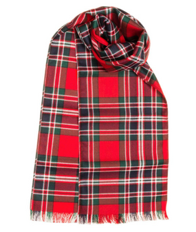 Lightweight Tartan Scarf - Choose Your Tartan