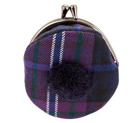 Scotland Forever Modern Tartan Tam Purse
