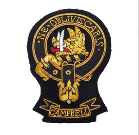 Pin Patch Clan Campbell