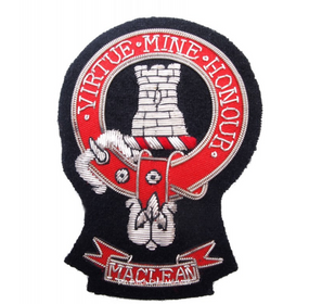 Pin Patch Clan MacLean