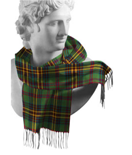 Limerick County Lambswool Scarf