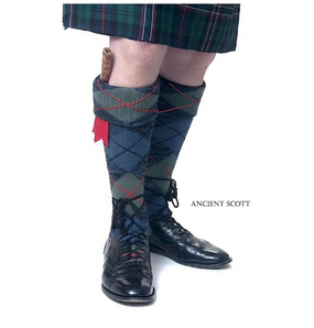 Clansman Full Argyle (Ancient Scot)