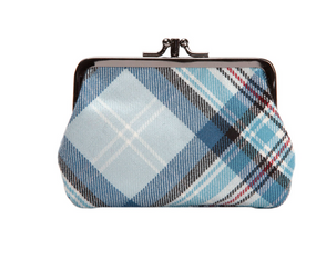 Diana, Princess Of Wales Memorial Tartan Double Medium Purse