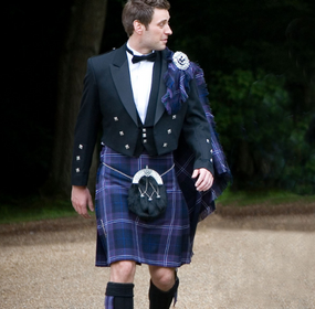 Formal Wedding Kilt Package