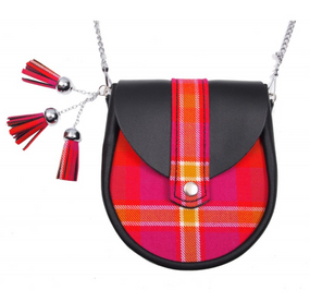 Ladies Tartan Sporran Purse