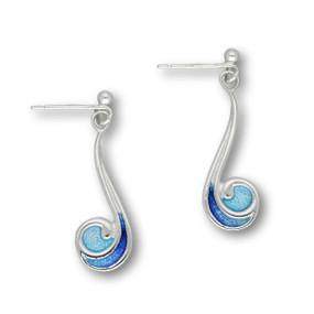 Alba Silver Earrings EE428