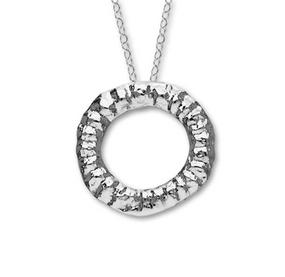 Cairns Silver Pendant