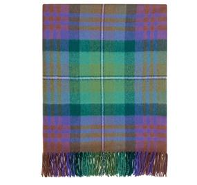 Isle of Skye Lambswool Blanket