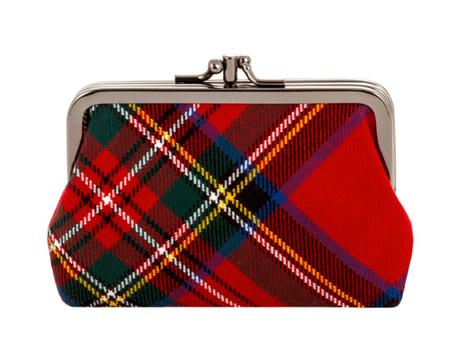 Royal Stewart purse