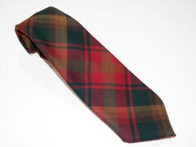 Canadian Tartan Tie