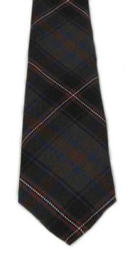 Capercaillie Tartan Tie