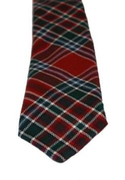 MacBean Modern Tartan Tie
