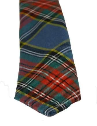MacBeth Ancient Tartan Tie