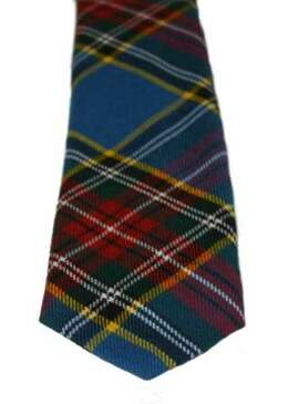 MacBeth Modern Tartan Tie
