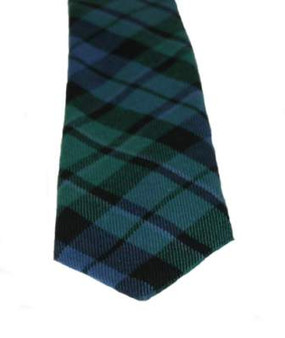 MacCallum Ancient Tartan Tie
