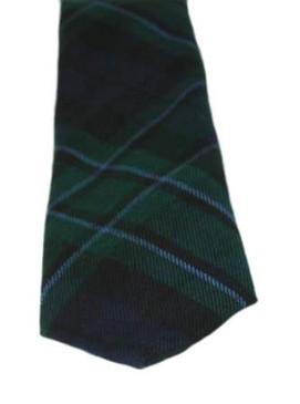 MacCallum Modern Tartan Tie