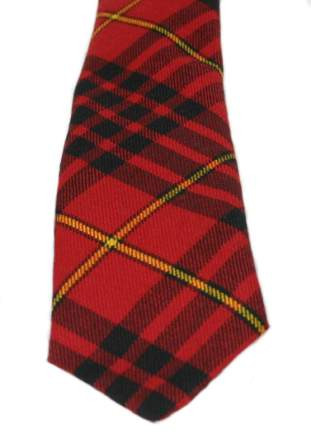 MacDonald Ardnamurchan Modern Tartan Tie
