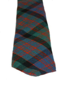 MacDonald Clan Ancient Tartan Tie
