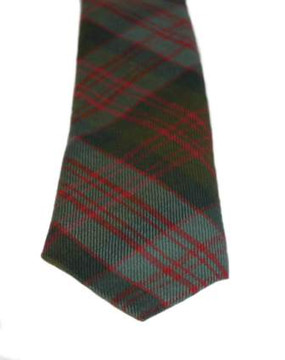 MacDonald Clan Weathered Tartan Tie