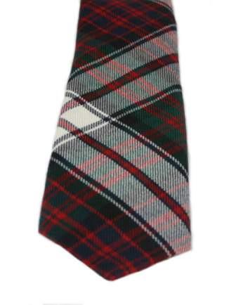 MacDonald Dress Modern Tartan Tie