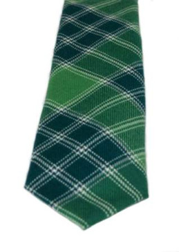 MacDonald Lord of the Isles Tartan Tie