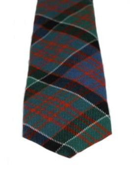 MacDonald of Clanranald Ancient Tartan Tie