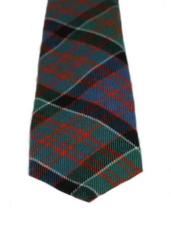 MacDonald of Clanranald Ancient Tartan Tie